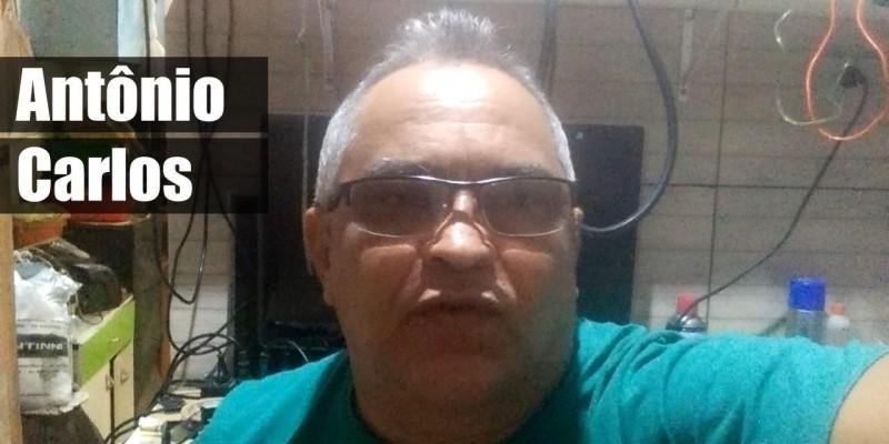 Depoimento - Antônio Carlos