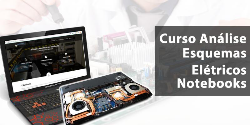 Conheça nosso curso de análise de esquemas elétricos