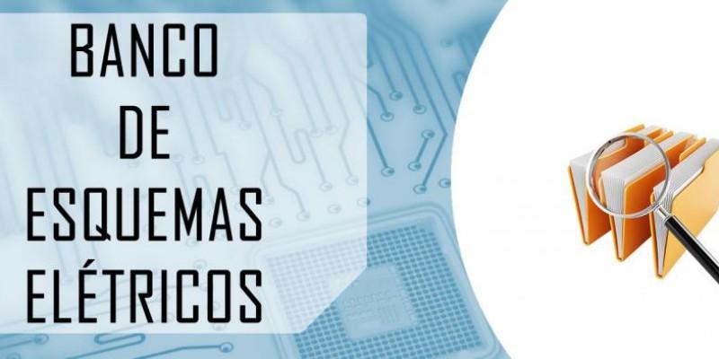 Assinatura banco de esquemas elétricos e bios.