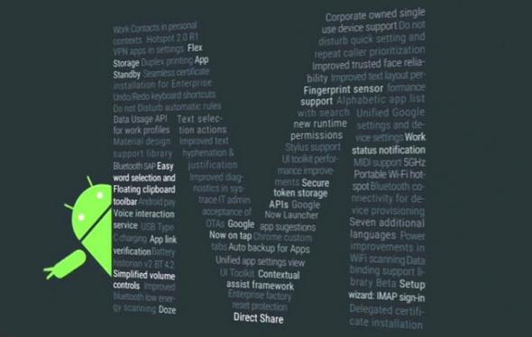 Android M: confira as principais novidades da nova versão do SO