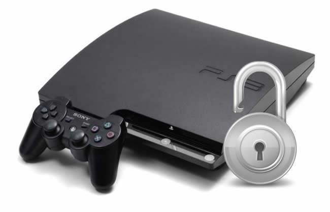 Tipos de desbloqueio para PS3 - Parte 1